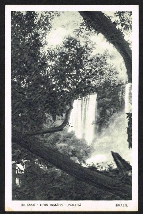 Foto datada de 1950.