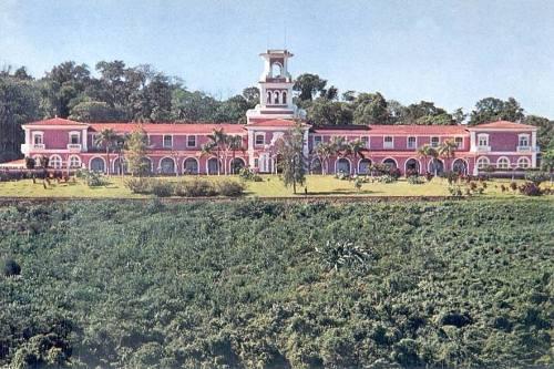 Hotel das Cataratas ... (fim da década de 50.)