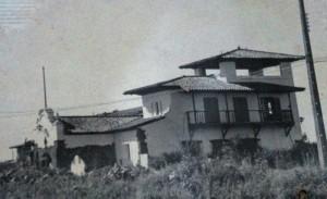 Antigo aeroporto de Foz, atualmente o Gresfi Clube.