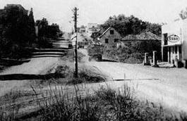 1° Posto de combustível, na Av. Brasil, Posto Esso, do pioneiro Augusto Araujo. ( anos 30)