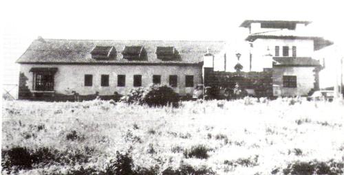 Inaugurado no ano de 1942, o primeiro aeroporto da 'terrinha'.( Hoje o Gresfi Clube)