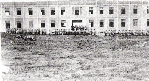 Companhia Independente de Fronteira, em 1930. Hoje 34° BIMtz.