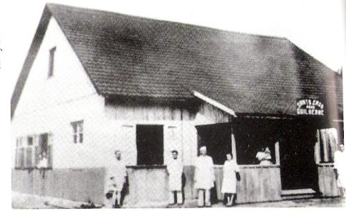 Santa Casa Monsenhor Guilherme em 1938.