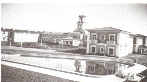 Construído pela companhia Mineira Dolabela, Hotel das Cataratas.