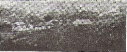 Primeira foto feita em Foz, no ano de 1920.
