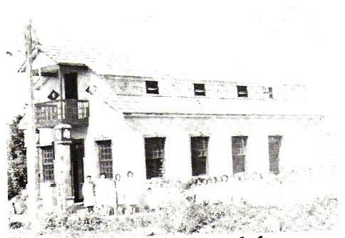 Casa Escolara Jorge Schimmelpfeng. Atualmente casa do Teatro.