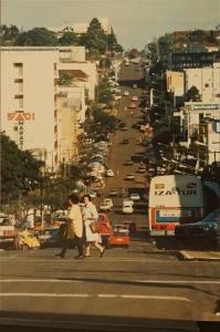 Av. Brasil dos anos 80. (Foto: Anésio Gonçalves).