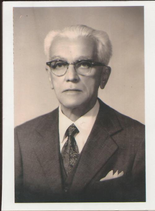 Accacio Pedroso ( Pioneiro)