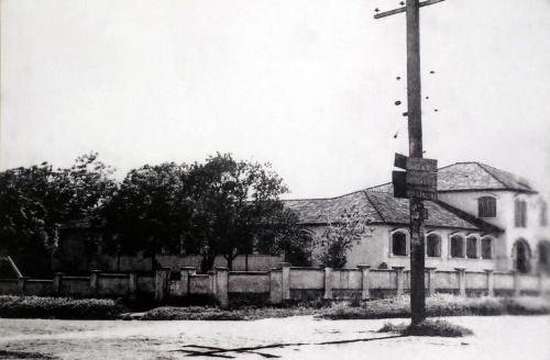 Escola Bartolomeu Mitre.(1944).