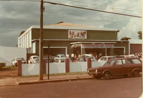 O saudoso Oeste Paraná Clube e seus carnavais inesquecíveis...