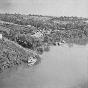Margens do desde sempre lindo rio Paraná. (Majestoso por natureza).