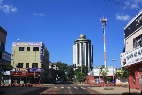 Rua Xavier da Silva.