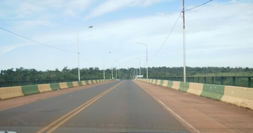 Ponte Brasil - Argentina