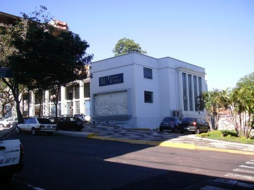 Antigo Forum da terrinha. Atualmente , Fundação Cultural.