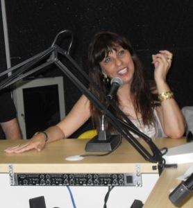 Rádio Transamérica, novembro de 2011.